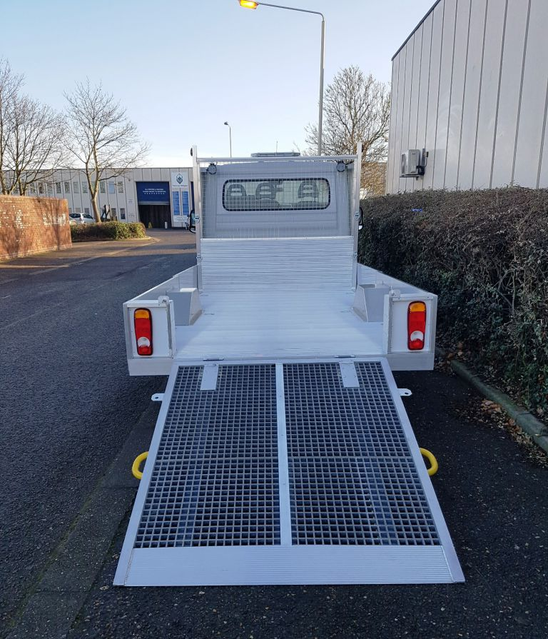 Low Floor Chassis